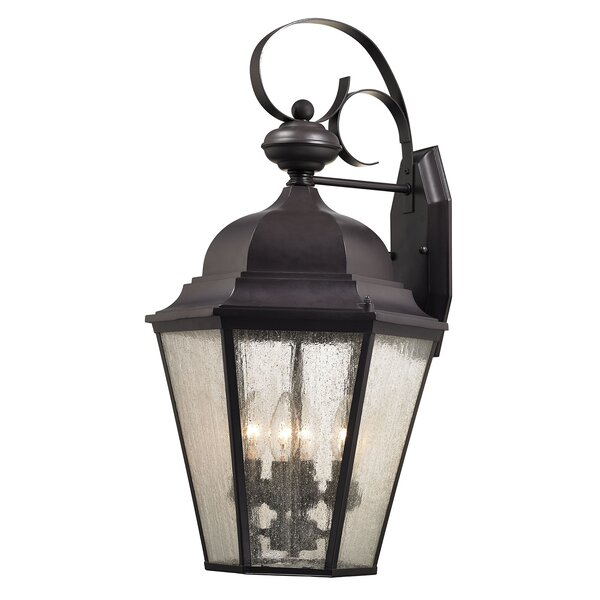 Drennen 4-Light Outdoor Wall Lantern by Darby Home Co