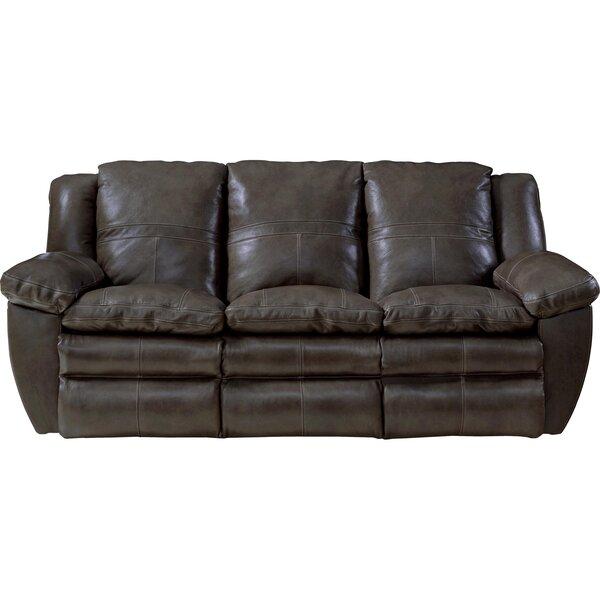 Aria Reclining Sofa by Catnapper