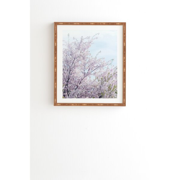 Awakening Framed Photographic Print by East Urban Home