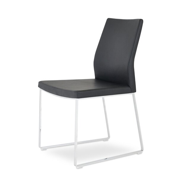 Pasha Sled Chair by sohoConcept