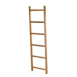 Towel 6' Decorative Ladder by Wrought Studio