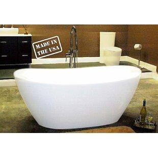 Cultured Marble Tubs | Wayfair