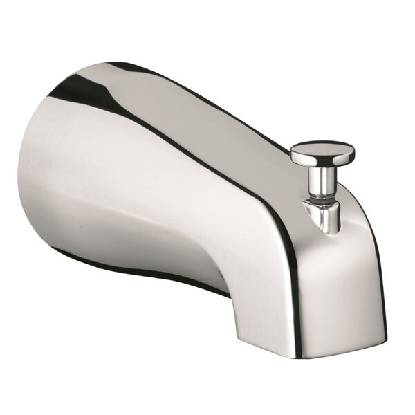 IP Tub Spout with Diverter by Hansgrohe