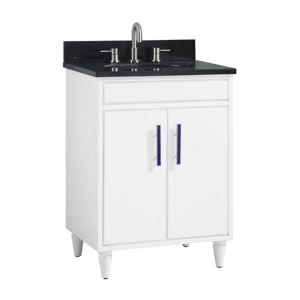 Sterling 24 Single Bathroom Vanity Set by Viv + Rae