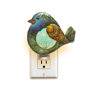Decor Bird Night Light