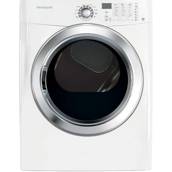 7.0 cu. ft. Gas Dryer with Ready Steam by Frigidaire