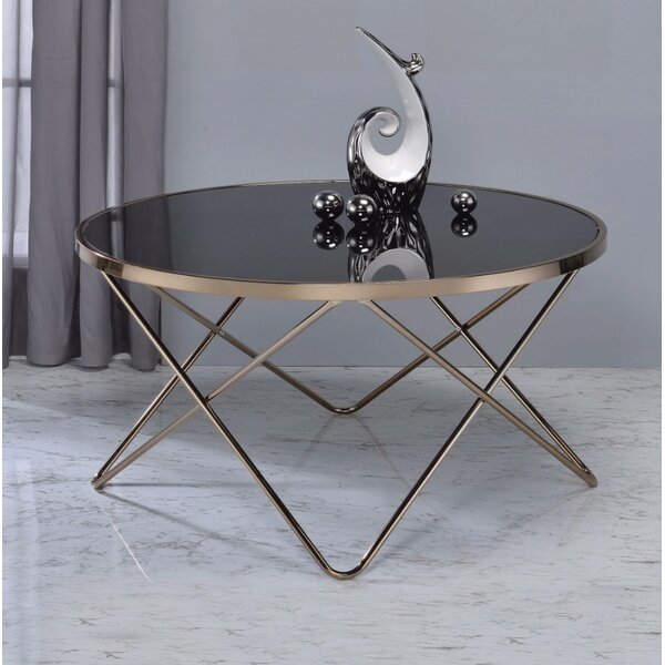 Sterner Coffee Table by Wrought Studio