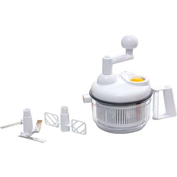 Manual Food Processor by KitchenWorthy