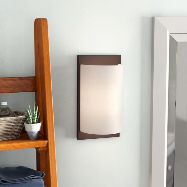 Alina 1-Light Wall Sconce by Ivy Bronx