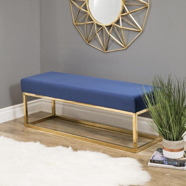 Belinda Upholstered Bench by Mercer41