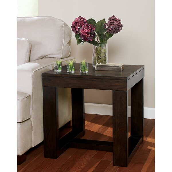 Annabella End Table by Darby Home Co