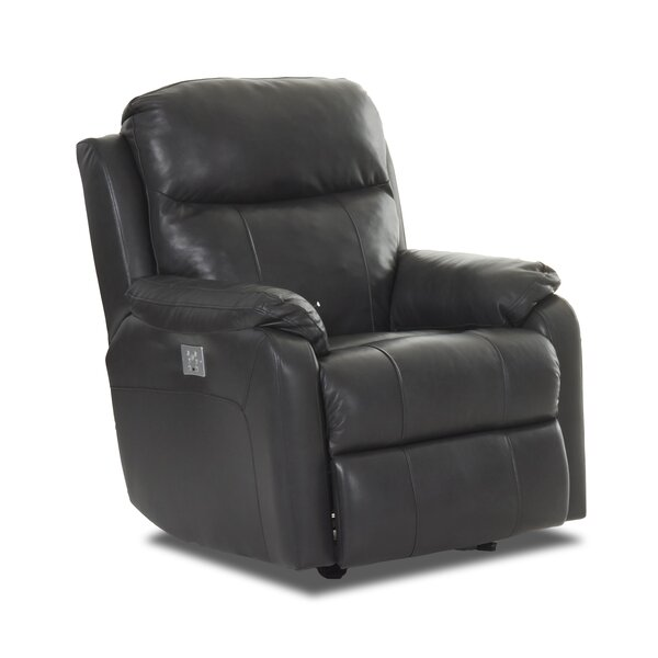 Torrance Recliner with Foam Seat cushion [Red Barrel Studio]