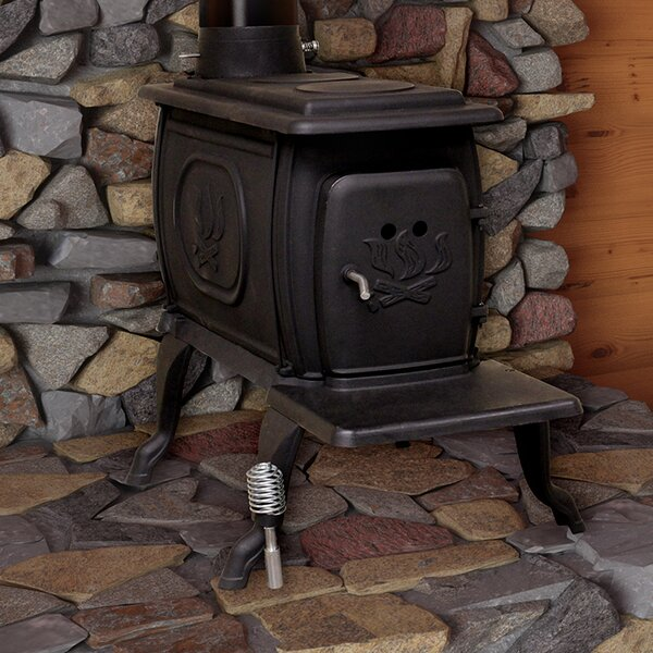 900 sq. ft. Direct Vent Wood Stove by United States Stove Company