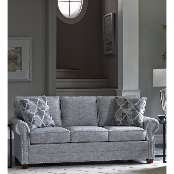 Nice And Beautiful Peebles Sofa by Canora Grey by Canora Grey