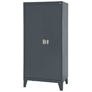 Extra Heavy Duty 2 Door Storage Cabinet by Sandusky Cabinets