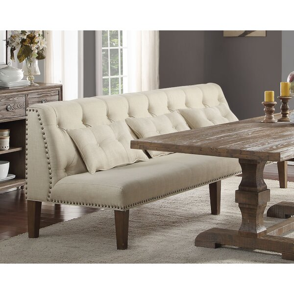 Loiselle Dining Bench by Gracie Oaks