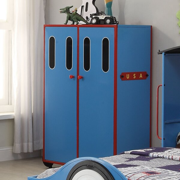 Nala Armoire by Zoomie Kids