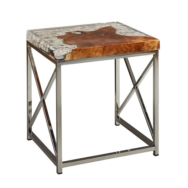 Mccomas End Table by Williston Forge
