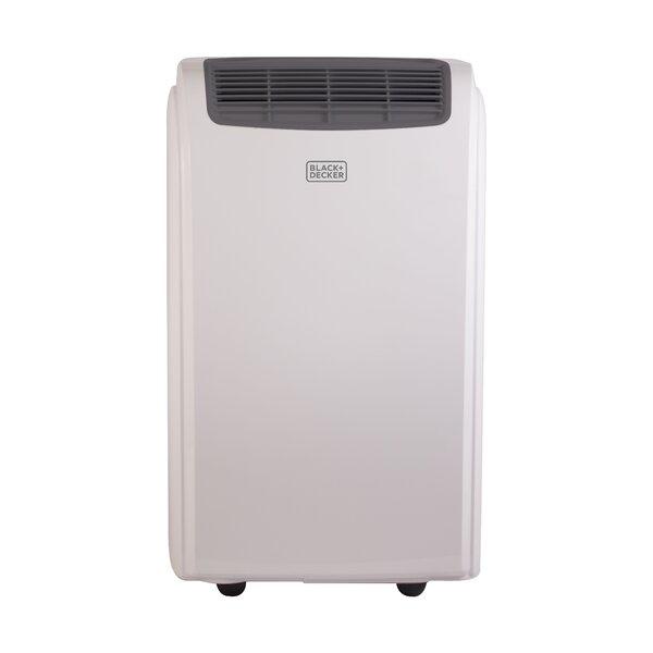 8,000 BTU Energy Star Portable Air Conditioner with Remote by Black + Decker