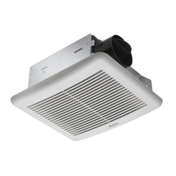 BreezSlim 50 CFM Energy Star Exhaust Bathroom Fan by Delta Breez