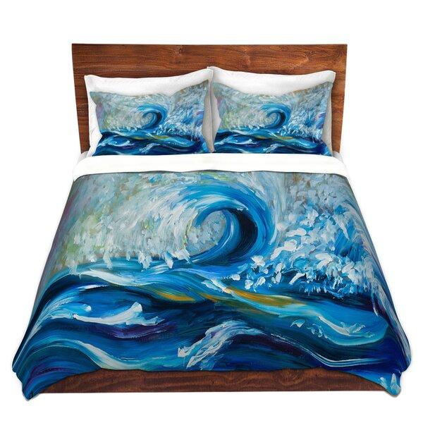 Wave Rolling Duvet Cover Set