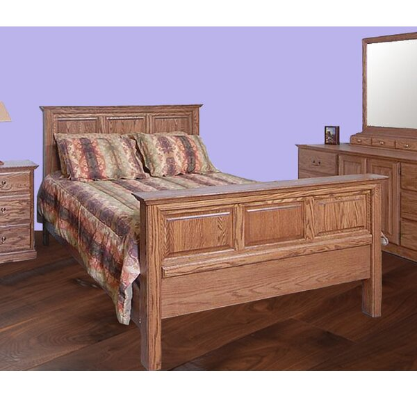 Askins King Standard Bed by Millwood Pines