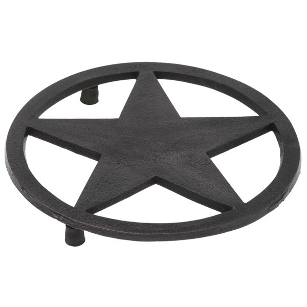 Western Star Trivet by Thirstystone