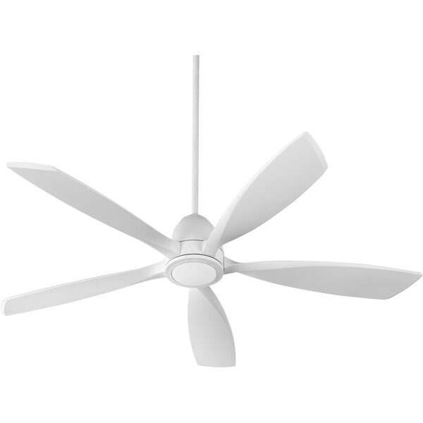 56 Ximena 5 Blade LED Ceiling Fan by Orren Ellis