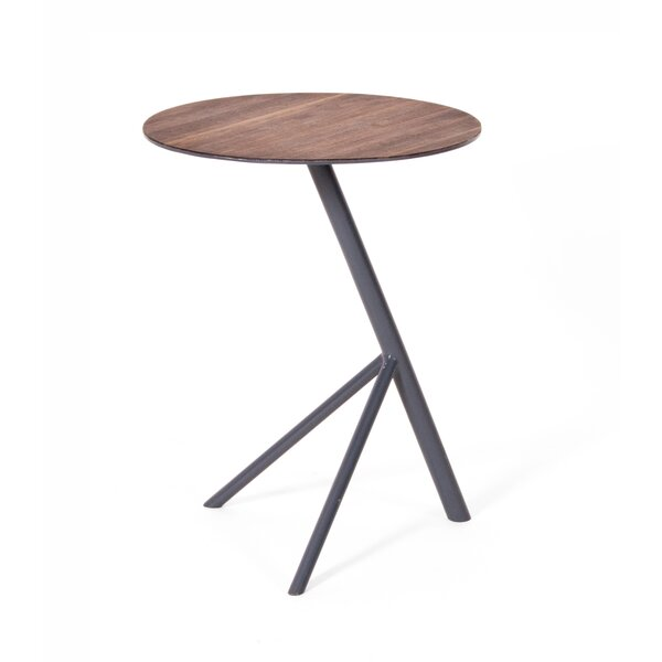 Larkin End Table by 17 Stories