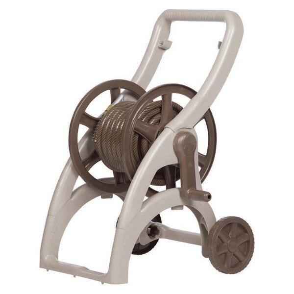 Metal Hose Reel Cart by Ames