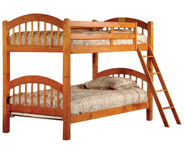 Viv Rae Cassidy Arched Twin Over Twin Bunk Bed Amp Reviews