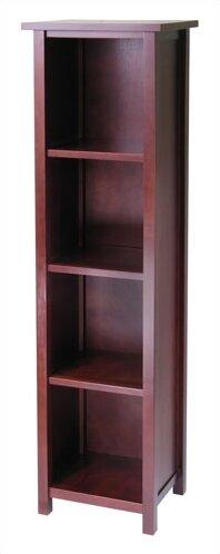 Lavallie Standard Bookcase by Three Posts