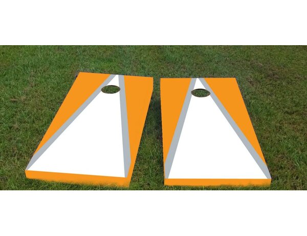 Tennessee Cornhole Game (Set of 2) by Custom Cornhole Boards
