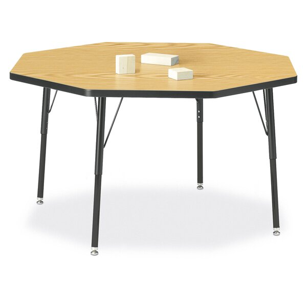 KYDZ 48 Octagon Activity Table by Jonti-Craft