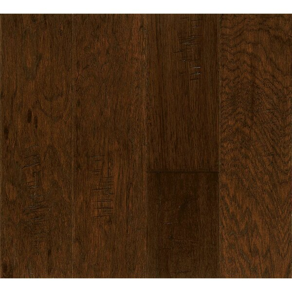 Legacy Manor 5 Engineered Hickory Hardwood Flooring in Tortoise Shell by Armstrong Flooring
