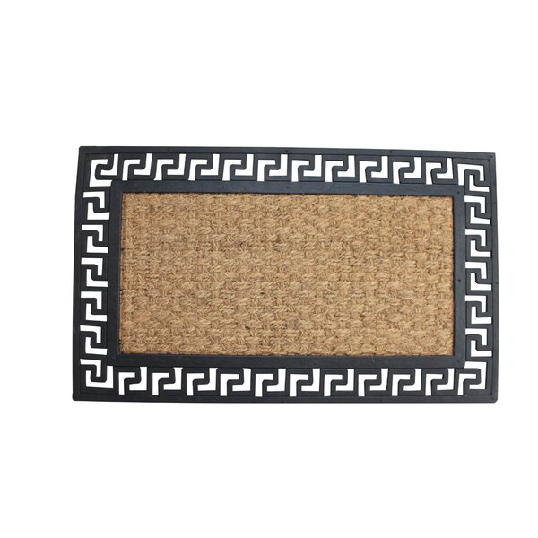 Putney Welcome Doormat by Wrought Studio