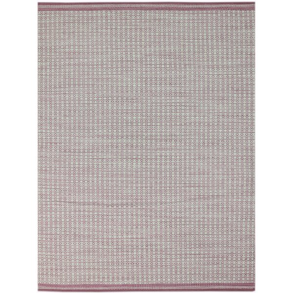 Latimer Hand-Woven Pink Area Rug by Laurel Foundry Modern Farmhouse