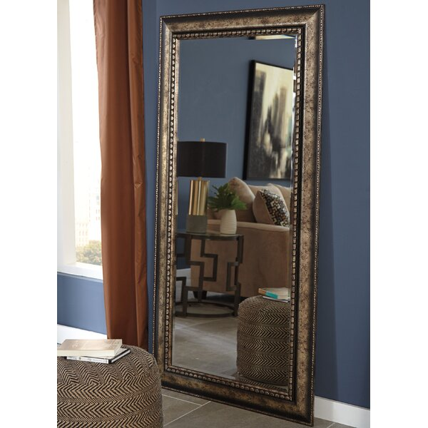 Rectangle Antique Silver Wall Mirror by Darby Home Co