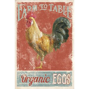 Farm Nostalgia V Graphic Art on Wrapped Canvas by Laurel Foundry Modern Farmhouse