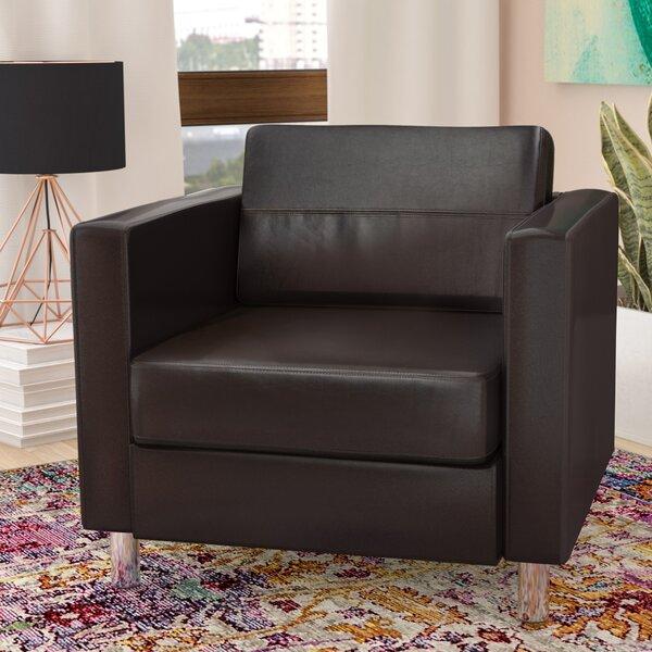 Desantiago 23-inch Club Chair by Ebern Designs Ebern Designs