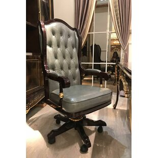 Toro Genuine Leather Executive Chair