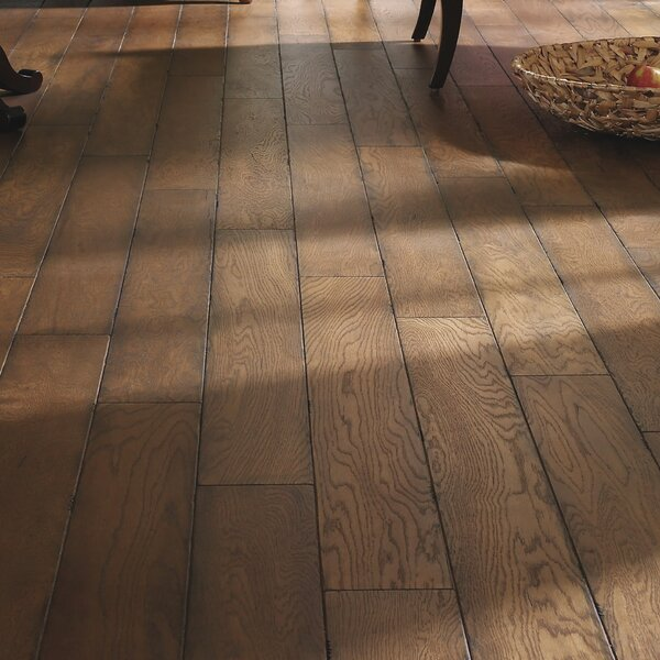 5 Engineered White Oak Hardwood Flooring in Artisan by Easoon USA