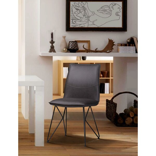 Orth Upholstered Dining Chair by Williston Forge