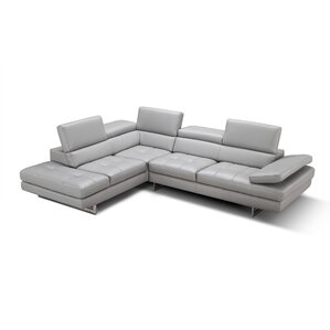 sc 1 th 225 : lether sectional - Sectionals, Sofas & Couches