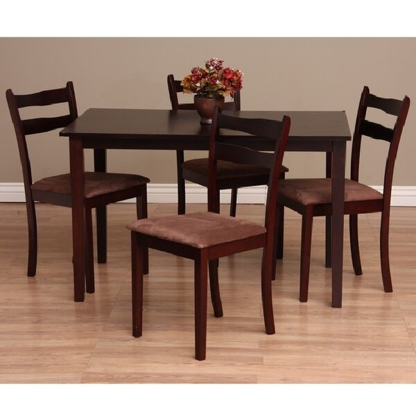Tiffany Callan Side Upholstered Dining Chairs (Set of 4) by Warehouse of Tiffany