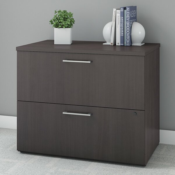400 Series 2-Drawer Lateral Filing Cabinet