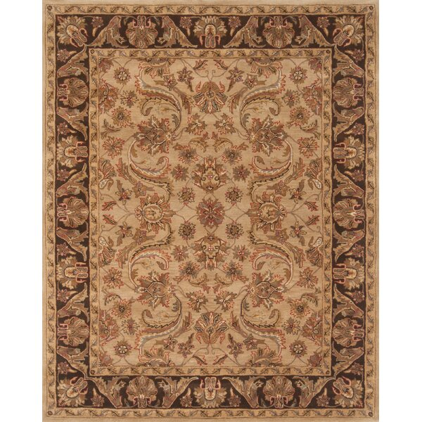Pardis Beige/Brown Rug by Continental Rug Company