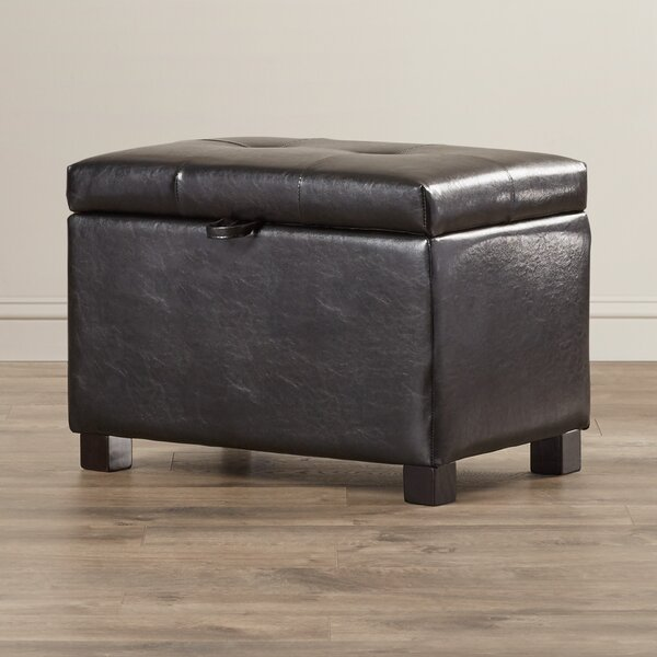 Grissom Storage Ottoman by Red Barrel Studio