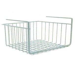 Modern Home Cabinet Wire Hanging Basket Shelf
