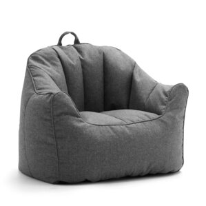 Big Joe Lux Hug Bean Bag Chair by Comfort Re..